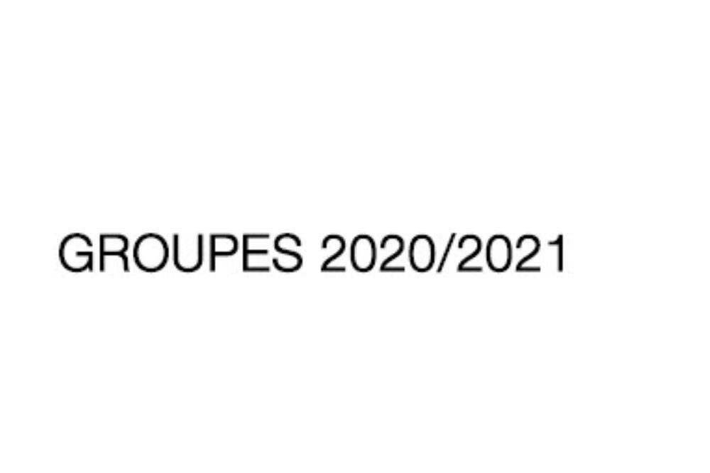 Groupes de Ski 2020/2021